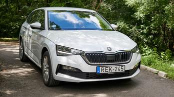 Bemutató: Škoda Scala – 2019.