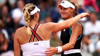 Babos párosban elődöntős a Roland Garroson