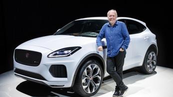 Húsz év után távozik a Jaguar főtervezője