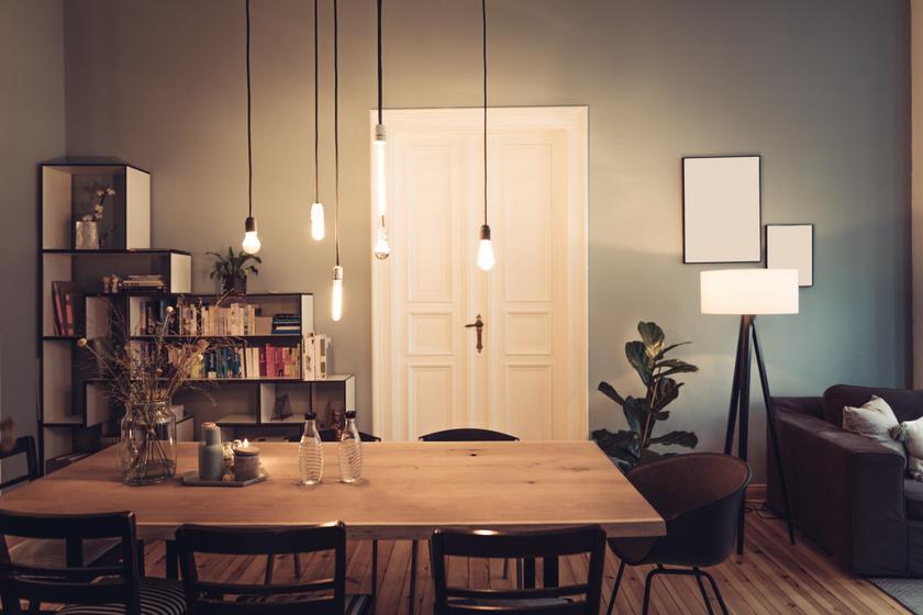 Milyen a megfelelő fényszint a lakásban? Nem mindegy, milyen erősségű a villanykörte