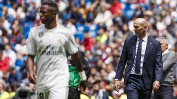A legjobb értékkel is csak második kalapos a Real Madrid