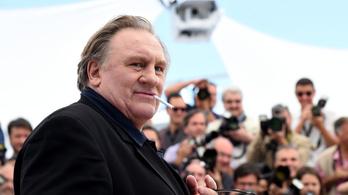 Nem vizsgálódnak tovább a szexuális erőszakkal megvádolt Gérard Depardieu ügyében