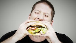 Még egy ok, hogy messziről kerüld a junk foodot