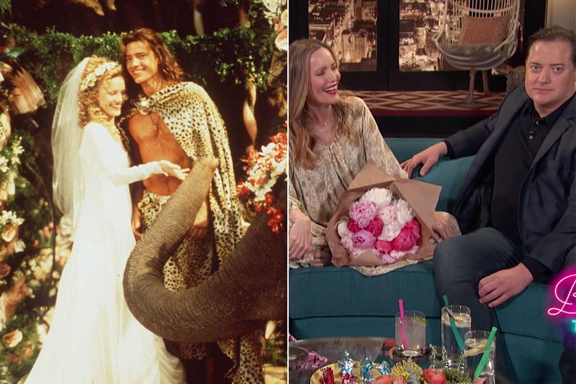 22 év után vallotta be egymásnak a két színész, hogy annak idején odáig voltak egymásért.