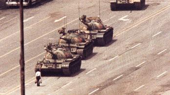 Egy ikonikus fotó története az utolsó Tienanmen téri tüntetőről