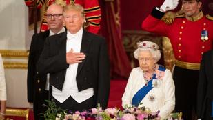 Nincsenek oda Trumpért Angliában