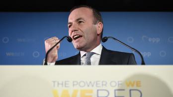 A Fidesz is megszavazta, hogy Manfred Weber legyen az Európai Néppárt frakcióvezetője