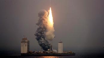 Először indítottak űrhajót tengerről Kínában