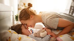 Így tanítsd meg a gyereknek, hogy szeresse önmagát
