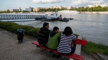 Emelkedik a Duna vízszintje