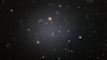 Megoldották a sötét anyag nélküli galaxis rejtélyét