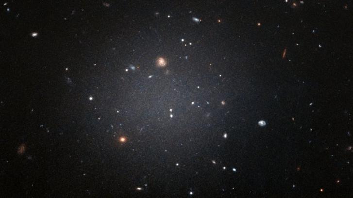 NGC1052-DF2 jelű galaxis