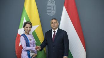Orbán nem akar demokráciát exportálni Mianmarba