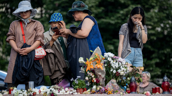 Eltemettek egy férfit és egy nőt, akik a Hableány-katasztrófa áldozatai voltak