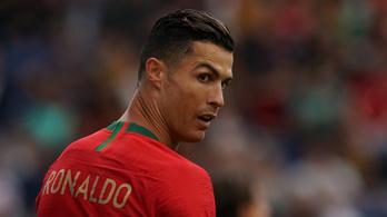 Nem úszta meg C. Ronaldo, tovább folytatódik a nemierőszak-ügye