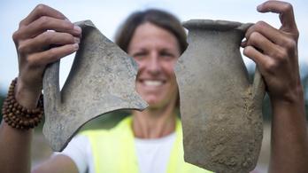 Ritka hun és avar kori leleteket is találtak a régészek Kecskeméten
