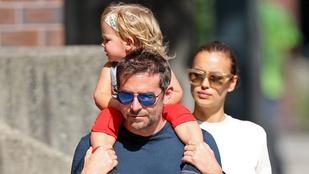 Lassan, de biztosan omlik össze Bradley Cooper és Irina Shayk házassága