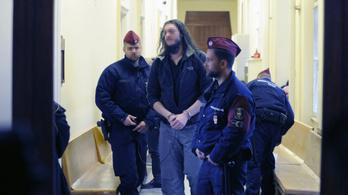Letartóztatásban marad a soroksári futónő feltételezett gyilkosa