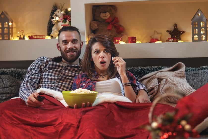 5 zseniális sorozat, ha már eluntad a karácsonyi filmeket - A mi kedvenceink