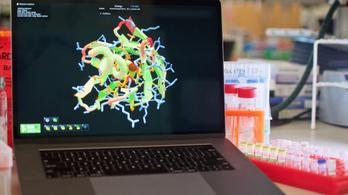Teljesen új szintetikus fehérjét hoztak létre egy videójátékban