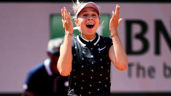 Roland Garros: 8. kiemelt a legjobb a női elődöntőben