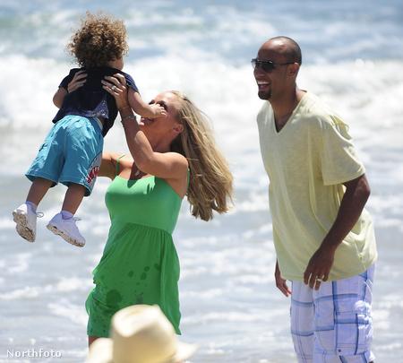 Wilkinson és családja
