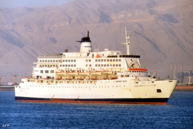 al-Salam Boccaccio 98. A szivattyúk elromlottak, az oltáshoz használt tengervíz a hajóban rekedt és elsüllyesztette azt.