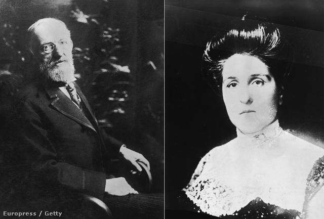 A Straus házaspár