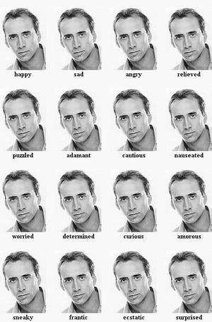 Nicolas Cage 1000 arca