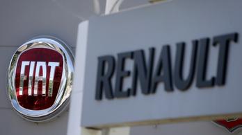 A franciák megfúrhatják a Fiat-Renault egyesülést
