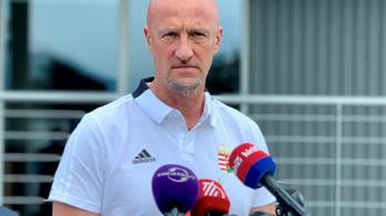 Rossi: Nem a Wales elleni, hanem az azeri lesz a fontosabb meccs