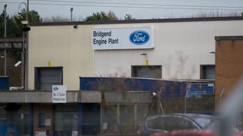 Újabb európai üzemet zár be a Ford