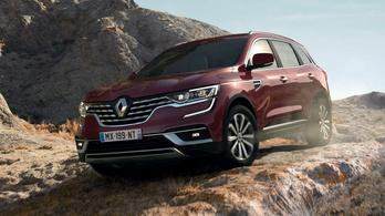 Igazítanak a Renault legnagyobb terepjáróján