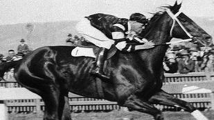 A lóversenyző, aki az egyetlen futamgyőzelmekor már halott volt