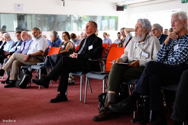Nézők a Magyarország és az Európai Unió konferencián 2019. június 6-án