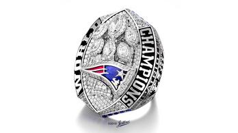 422 gyémántot pakoltak a Patriots Super Bowl-gyűrűjére
