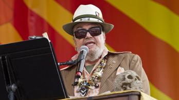 Meghalt Dr. John, a New Orleans-i zenészlegenda