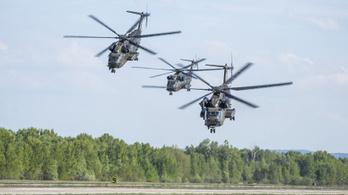 Öt nemzetközi hadgyakorlatban vesz részt a Magyar Honvédség