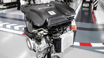 Az AMG túllépi a 200 lóerőt literenként