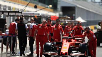 Jön a zsugorított F1-hétvége