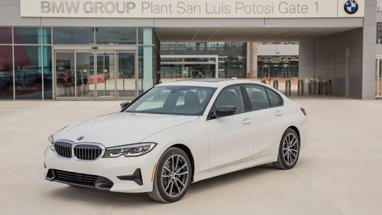Elkészült a BMW mexikói üzeme