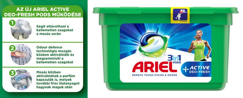 ariel active kép