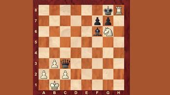 Hogyan lehet egy sakkpartiban 3-0-ra nyerni?