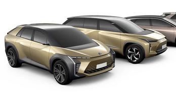 Jön a Toyota nagy villanyautó-offenzívája