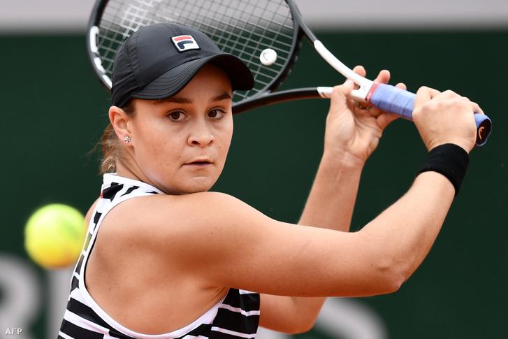 Asleigh Barty bejutott a Roland Garros női döntőjébe