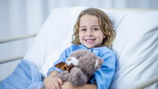 Kórházban a gyerekem – mit csináljak, hogy könnyebb legyen?