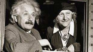 Fizikusnak zseniális, férjnek pocsék: Einstein és a nők