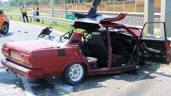 Halálos baleset történt Zamárdinál