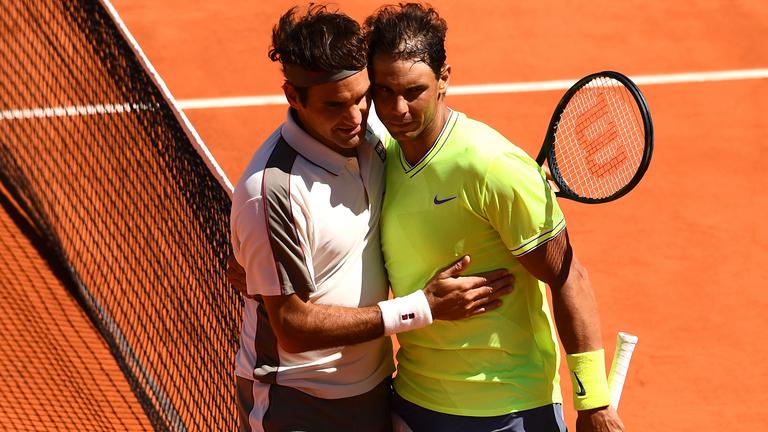 Nadal legyőzte Federert, vasárnap a 12. Garros-győzelméért játszik