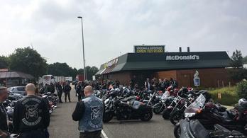 Újabb motoros bandát tiltottak be Hollandiában